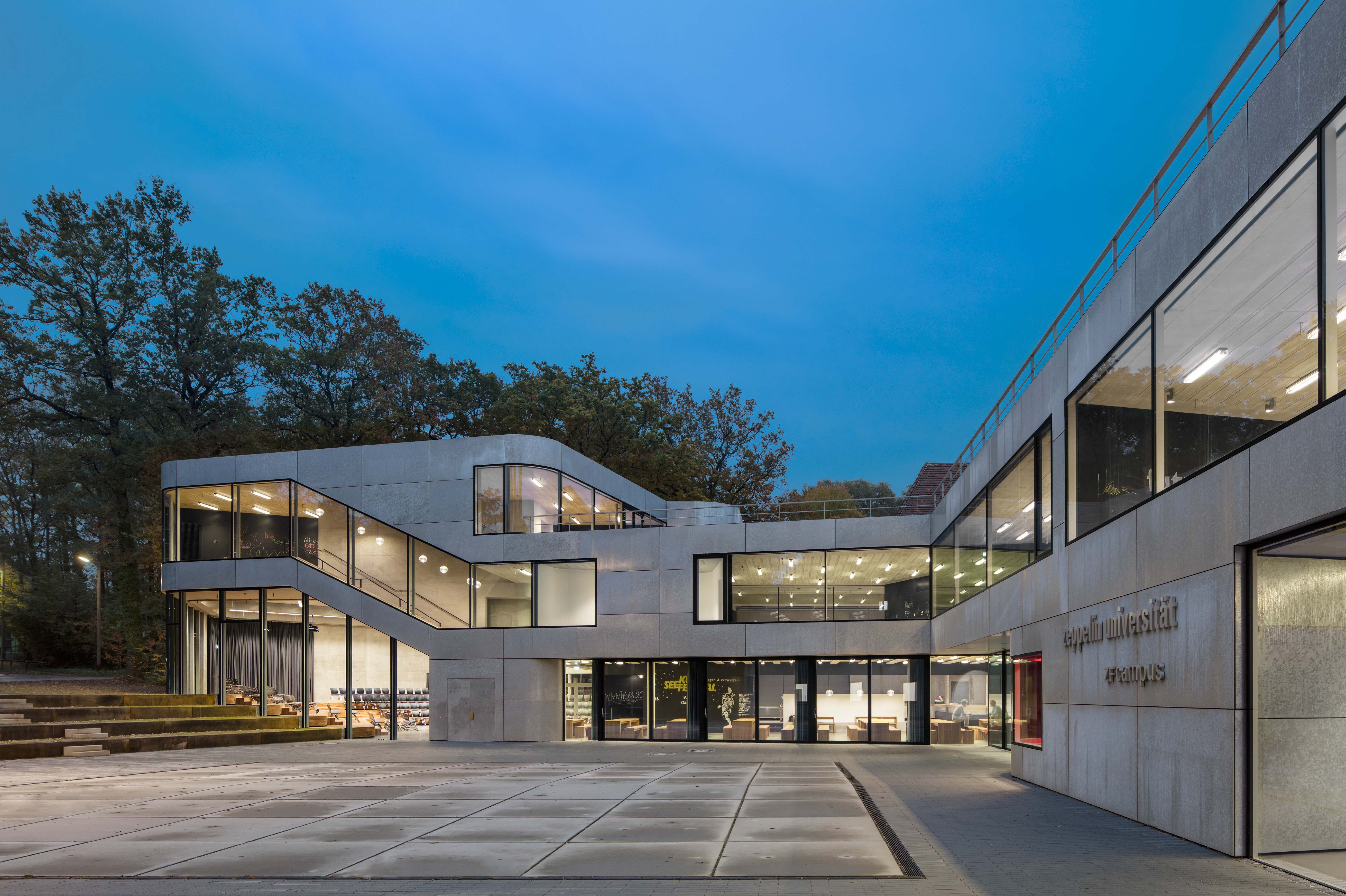Detailseite for Uni architektur